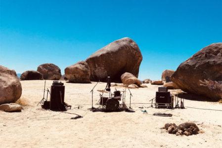 Yawning Man Live at Giant Rock DVD + Album