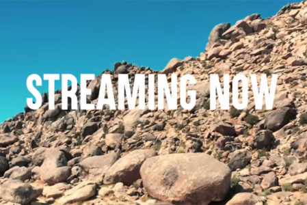 LIVE AT GIANT ROCK now streaming