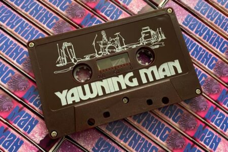 YAWNING MAN 'Live at Giant Rock' limited edition cassette